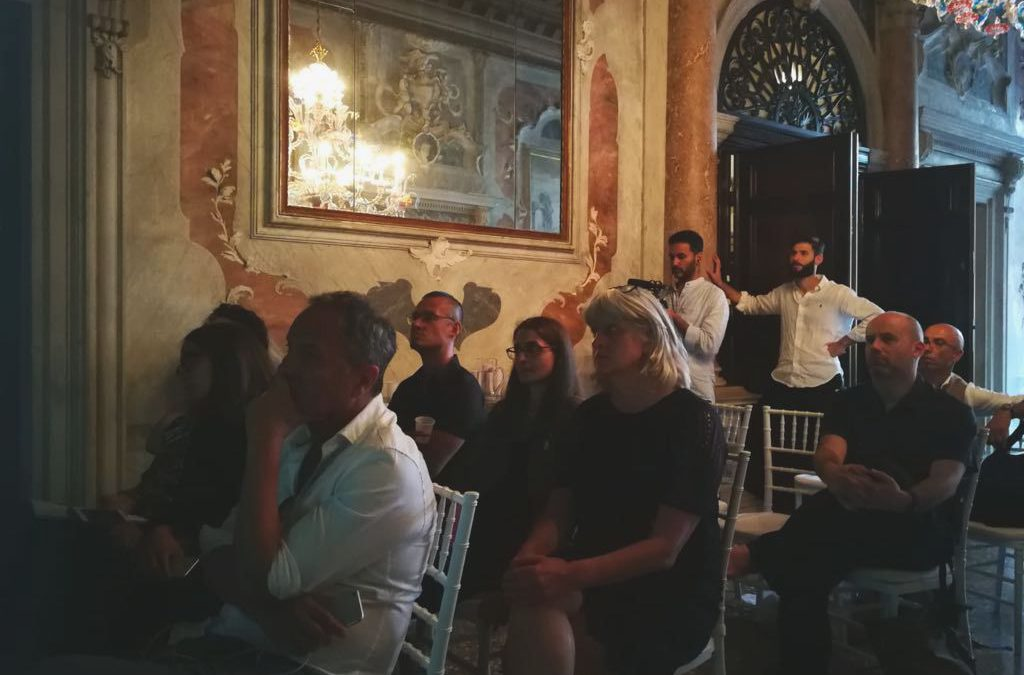 Competition Culture Europe during Venice Biennale 2018