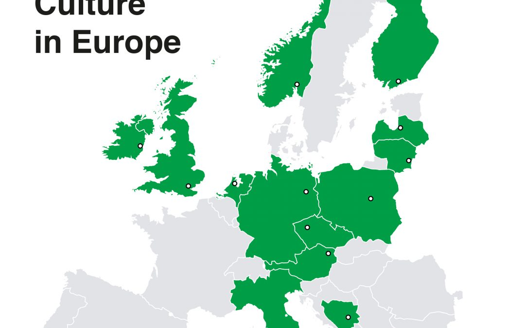 Competition Culture in Europe 2013-2016