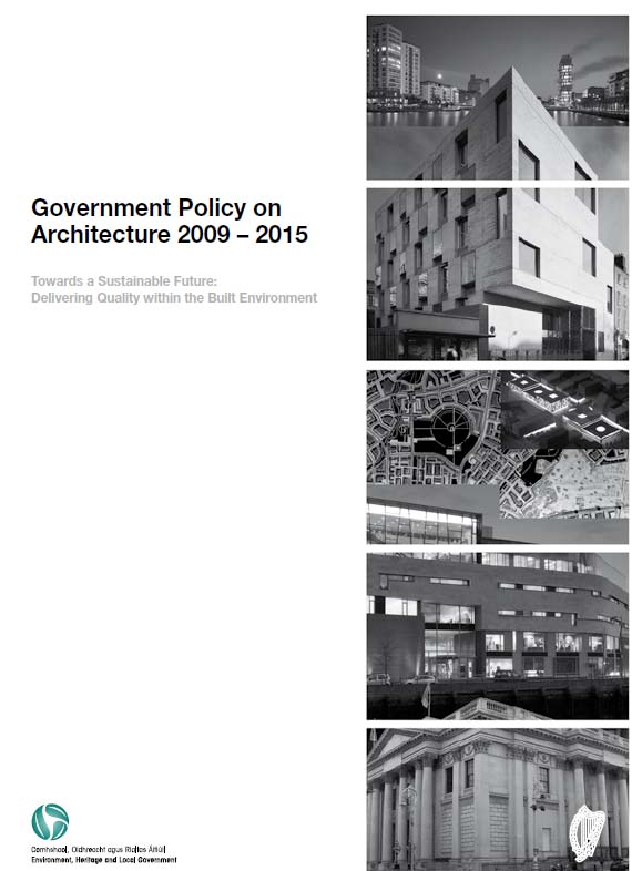 Architecture policy in Ireland