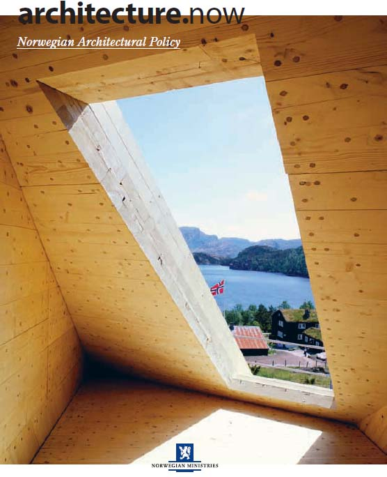 Architecture policy in Norway